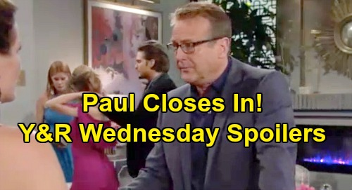 The Young and the Restless Spoilers: Wednesday, September 11 – Paul Closes In On Zoe – Elena's Stunning Confession