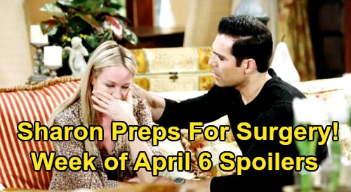 The Young and the Restless Spoilers: Week of April 6 – Jack's Emergency Meeting – Sharon Preps For Surgery - Adam Takes Over