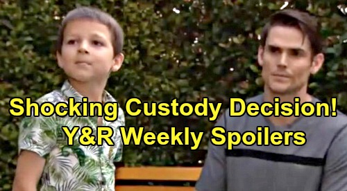 The Young and the Restless Spoilers: Week of August 26 – Christian Custody Decision Shocker – Billy's Murder Mission
