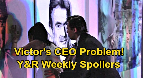 The Young and the Restless Spoilers: Week of February 24 – Victoria's Dire Condition – Summer & Kyle's PDA - Victor's CEO Trouble