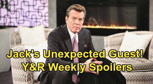 The Young and the Restless Spoilers: Week of March 2 – Reed & Ripley Drama – Jack's Unexpected Guest – Tessa Busts Mariah Cheating