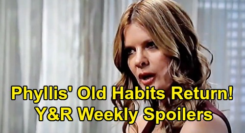 The Young and the Restless Spoilers: Week of September 2 – Victor Suspects Adam's Sneaky Agenda – Billy's Dark Side Gets Worse
