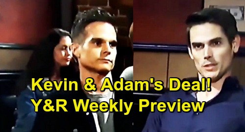 The Young and the Restless Spoilers: Week of June 10 Preview – Summer Freaks Over Phyllis' Disappearance – Kevin Surprises Adam
