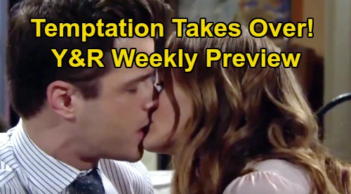 The Young and the Restless Spoilers: Week of January 20 Preview – Summer & Kyle Surrender to Temptation – Phyllis' Hot Date