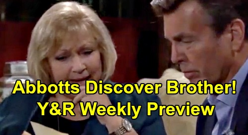 The Young and the Restless Spoilers: Preview Week of October 28 – Jack and Traci Discover Half-Brother – Adam's Move Stuns Phyllis
