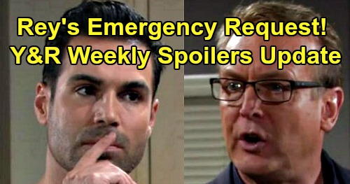 The Young and the Restless Spoilers: Week of January 27 Update – Victoria Sad & Single - Lola Loses It - Billy Punched Out – Rey's Crisis