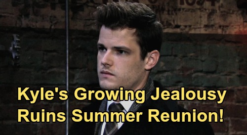 The Young and the Restless Spoilers: Kyle's Jealousy Threatens Summer Reunion – Lola & Theo's Blooming Love Spells Trouble?