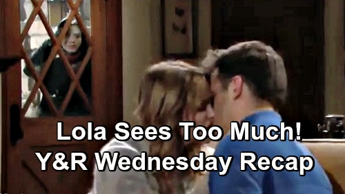 The Young and the Restless Spoilers: Wednesday, February 13 Update – Mia Calls The Cops On Rey – Shey Declares Undying Love
