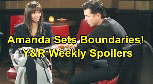 The Young and the Restless Spoilers: Week of January 20 – Billy's Daring Move on Amanda – Fen's Shocker – Kyle Kisses Summer