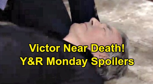 The Young and the Restless Spoilers: Monday, September 16 – Victor Near Death, Adam Blamed – Billy's Delia Breakthrough