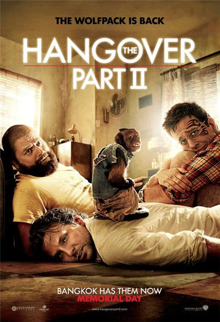 Hangover Trailer Removed from Theaters, Too Inappropriate