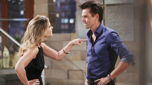 The Young and the Restless Spoilers: Tuesday, October 24 - Phyllis Explodes, Kicks Billy Out – Lily Tells Nick She Wants A Hot Guy