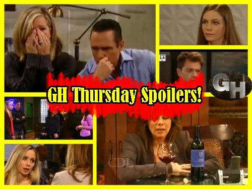 General Hospital Spoilers: Sonny Tells Nelle The Truth - Lulu Confesses Charlotte Reveal to Laura