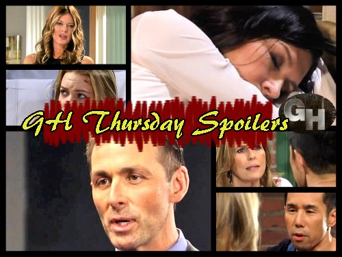 General Hospital Spoilers: Michael Wins Nelle Over - Hayden Targets Brad - Robin Suspicious of Alex - Nina Makes Amends