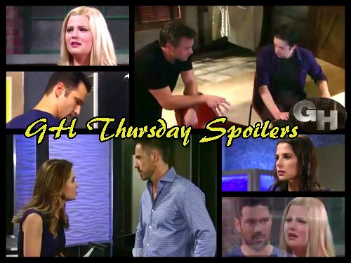 General Hospital Spoilers: Jake Corners Costa - Nathan Gives Amy What She Wants - Griffin Diagnoses Sam - Olivia Rages at Julian