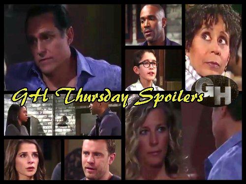 General Hospital Spoilers: Spencer Demands Nina Give Him Valentin's Property - Sam Traps Jason - Garvey Threatens Carly