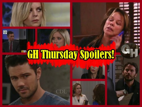 General Hospital Spoilers: Lulu Accuses Valentin of Claudette's Murder - Cops Come for Franco
