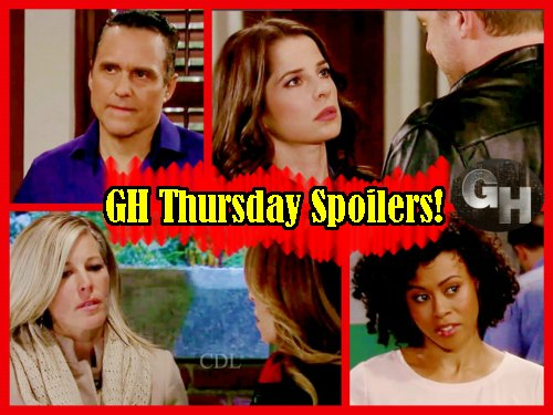 General Hospital Spoilers: Jordan Betrays Curtis - Julian Pleads with Olivia - Ned Vents to Dillon - Jason Shields Sam