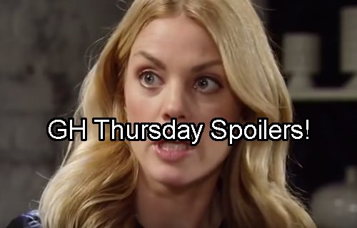 'General Hospital' Spoilers: Nelle Catches Ava With Meds – Claudette Terrified of Valentin News – Maxie Rages at Attacker