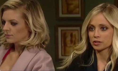 'General Hospital' Spoilers: Rapist Tom Pursues Kiki - Maxie and Lulu Investigate Kid – Dante Pushes Valentin – Hayden Collapses