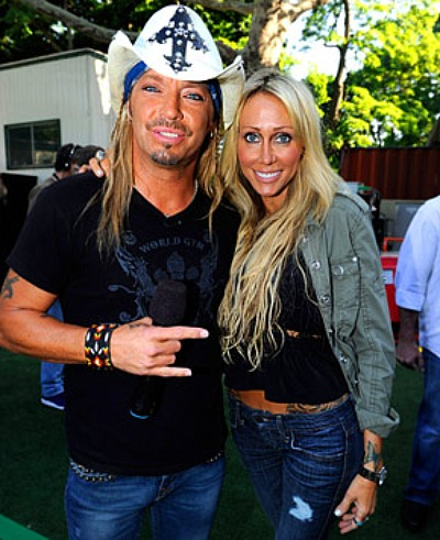 Tish Cyrus Hooked Up With Bret Michaels