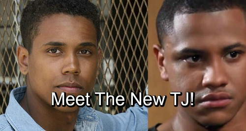 General Hospital Spoilers: Tequan Richmond Out, Tajh Bellow In as TJ Ashford - Big Casting News