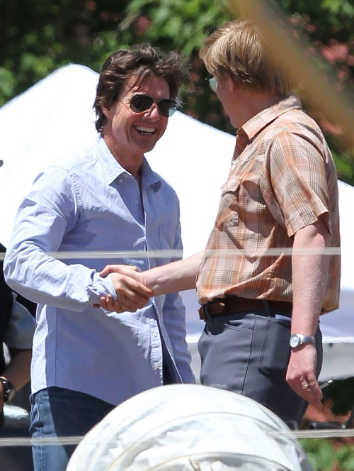 Tom Cruise Plastic Surgery: Arrives On Movie Set With New Face – Wants To Look Like First 'Mission: Impossible'