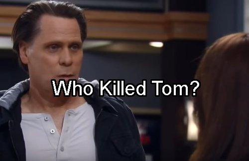 General Hospital Spoilers: Tom's Killer Discovered - Does Dillon Have Paul's Killer Genes?