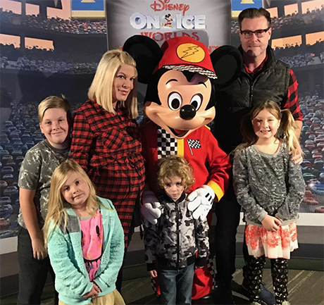 Tori Spelling, Dean McDermott Sued For Loan Default: Hoping To Pay Off Debt With Pregnancy Endorsements?
