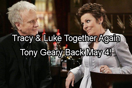 General Hospital Spoilers: Tracy and Luke Reunite in Amsterdam – Happy Ending Out of Port Charles