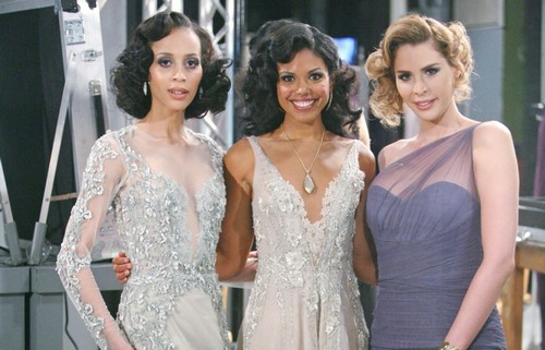 The Bold and the Beautiful Spoilers: Maya Joins Real Transgender Models at B&B Fashion Show - Aly Goes Mad
