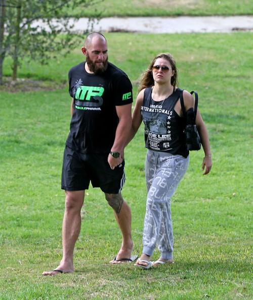 Ronda Rousey Wedding and Baby Plans, Stop Fighting? Boyfriend Travis Browne Divorce From Jenna Renee Webb Final