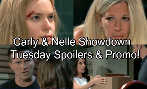 General Hospital Spoilers: Tuesday, August 7 – Carly and Nelle's Final Showdown – Sam's Urgent Orders – Dr. Bensch Ready to Fight