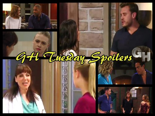 General Hospital Spoilers: Hayden Crushes Finn - Carly Doubts Sonny - Obrecht Lures in Kiki - Jason Orders Sam to See a Doctor
