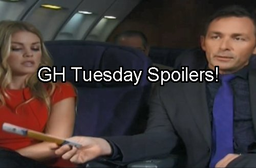 General Hospital Spoilers: Sonny Attacks Scotty – Valentin Steals Claudette – Franco Reveals Mom Murder Confession