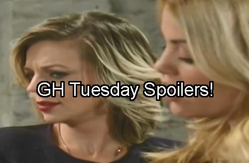 General Hospital Spoilers: Franco Accuses Heather of Murder, Paul Not Guilty Of Everything – Claudette Gives Charlotte to Nathan