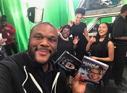 Tyler Perry Speaks Out After Mo'Nique Drags Him And Oprah