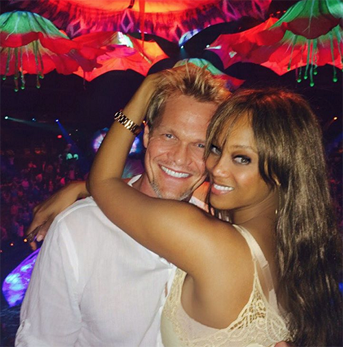 Tyra Banks Announces Birth Of Baby Boy 'York' – First Child For 'Next Top Model' Host And Boyfriend Erik Asla