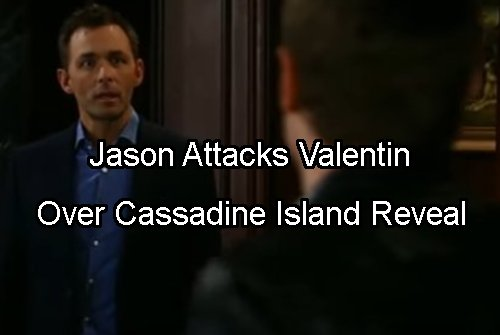 General Hospital Spoilers: Jason Shocking Memories Return – Knows Valentin From Terrifying Cassadine Island Past