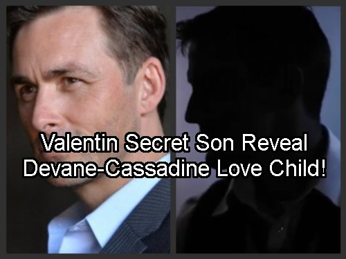 General Hospital Spoilers: Valentin Secret Son With Alex Arrives in Port Charles