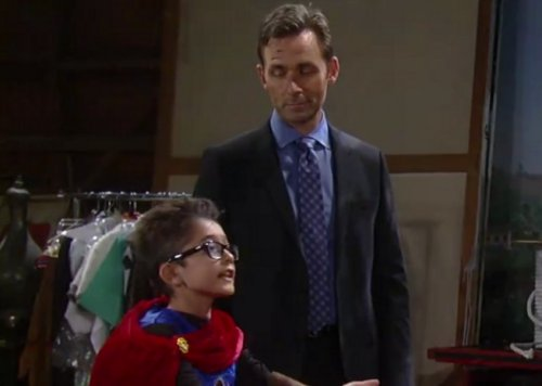 General Hospital Spoilers: Spencer Cassadine Returns – Bonds With Charlotte – Valentin Plays Doting Uncle and Laura Furious