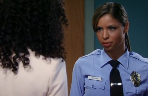 'General Hospital' Spoilers: GH Firing Report - Buzz Says Brytni Sarpy Out