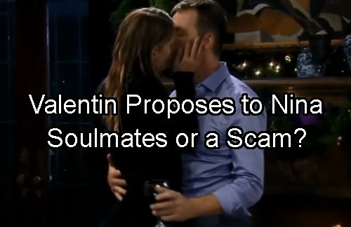 'General Hospital' Spoilers: Valentin Proposes to Nina – Set Up for Heartbreak and Breakdown?