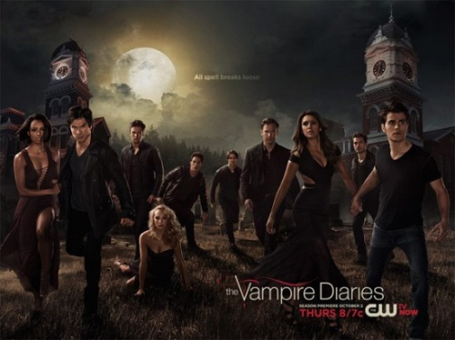The Vampire Diaries Season 6 Spoilers: Major Character Death - Damon's Fate - Stefan and Elena Dating Again