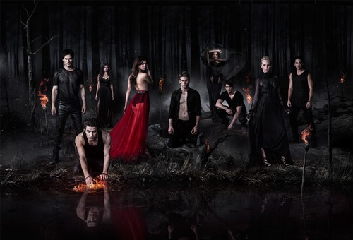 The Vampire Diaries, Arrow, The Originals, And Supernatural All Renewed by CW