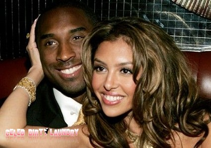 Vanessa Bryant Files For Divorce From Cheating Scoundrel Kobe Bryant