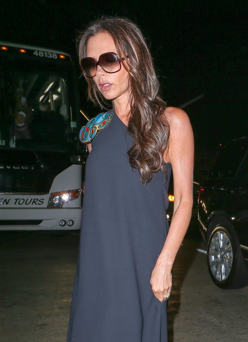 Victoria Beckham's Disturbing Food Phobia Borders on Eating Disorder?