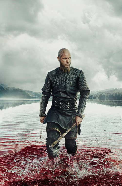 CDL Giveaway: 'Vikings' Season 3 Premiere Epic Prize Pack ($475 Value) - Plus Participate In Vikings Hashtag Raids 2/16/15!