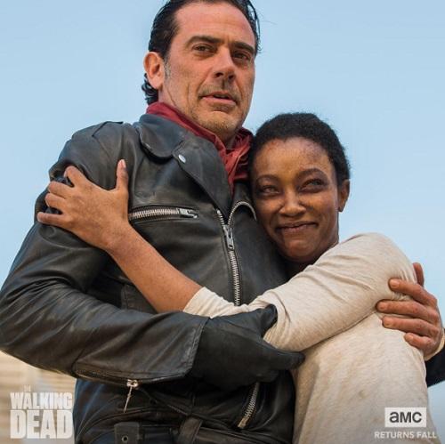The Walking Dead Spoilers: Jeffrey Dean Morgan Not On Set - No Negan In TWD Season 8?