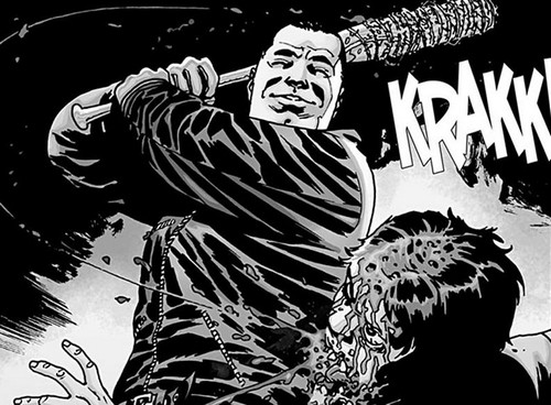 The Walking Dead Spoilers: Will Negan The Villain Be a New Season 5 Threat?